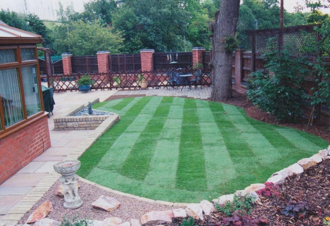 Landscaping Hereford