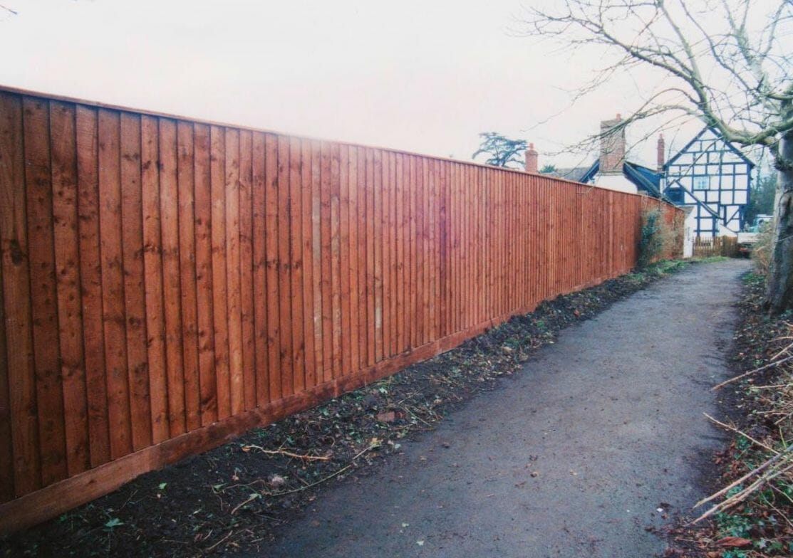 Fencing Services Hereford
